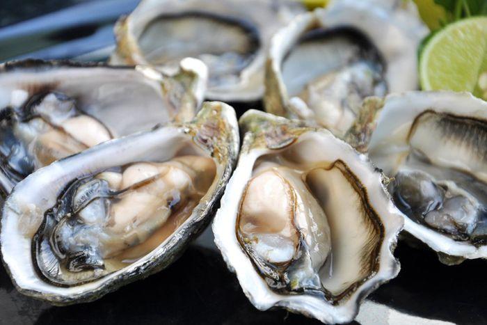 Hàu biển có tác dụng tăng cường sinh lý cho nam giới