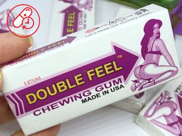 Kẹo cao su kích dục nữ - Kẹo Singum Double Feel