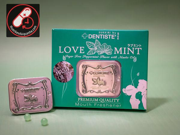 Kẹo LOVE MINT - Kẹo BJ phòng the Thái Lan