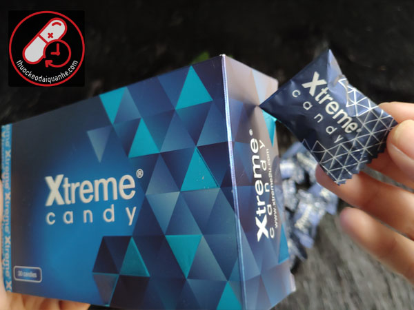 Kẹo sâm Xtreme (30 viên) - Tăng cường sinh lý nam