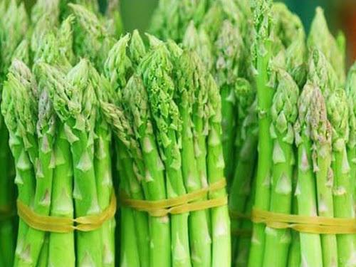 Măng tây có tác dụng tăng cường sinh lý cho nam giới