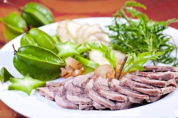 Thịt dê có tác dụng tăng cường sinh lý cho nam giới