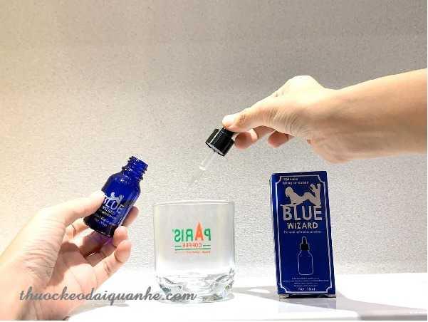 Thuốc Kích Dục Nữ  Blue Wizard cực mạnh