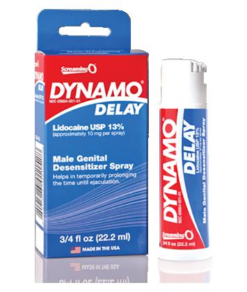 Chai xịt kéo dài thời gian quan hệ Dynamo Delay