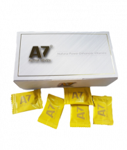 Kẹo cường dương A7 USA (Alpha Seven) - Hộp 10 viên
