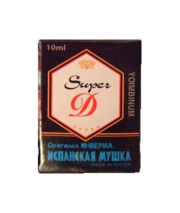 Super D - Thuốc kích dục nữ hiệu quả nhất hiện nay