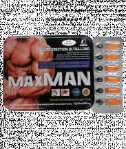 MAXMAN USA (24 viên) - Thuốc tăng cường sinh lý nam giới