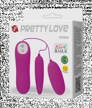 Trứng rung tình yêu 2 đầu Pretty Love