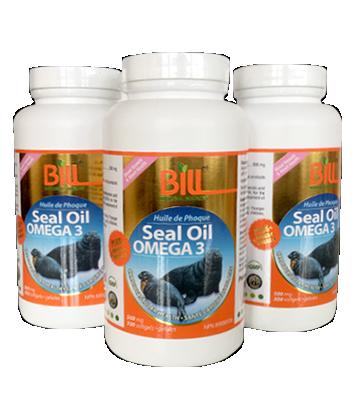 VIÊN DẦU HẢI CẨU Bill Seal Oil Omega 369